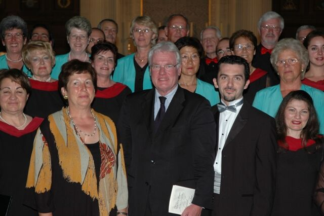 Together with the Freundschafts Choir