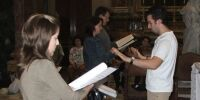 Rehearsal at the Mdina Cathedal