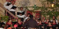 Charity concert at Torri Lanzun, 16/Jun