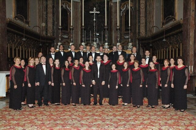 Charity concert at Mdina Cathedral