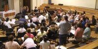 Rehearsal 29th September 07
