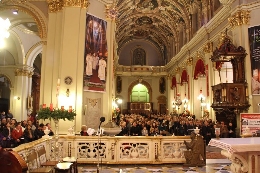Christmas concert Floriana - 13 Dec