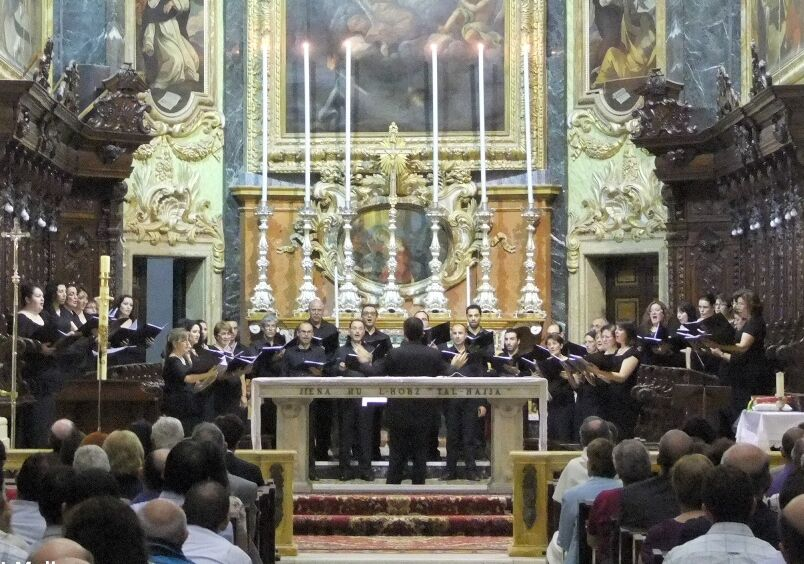 St. Dominic\'s Rabat - 3 June
