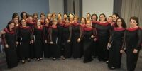 The ladies getting ready for the Wagner-Verdi Opera Gala at the Hilton - 26 September 2013