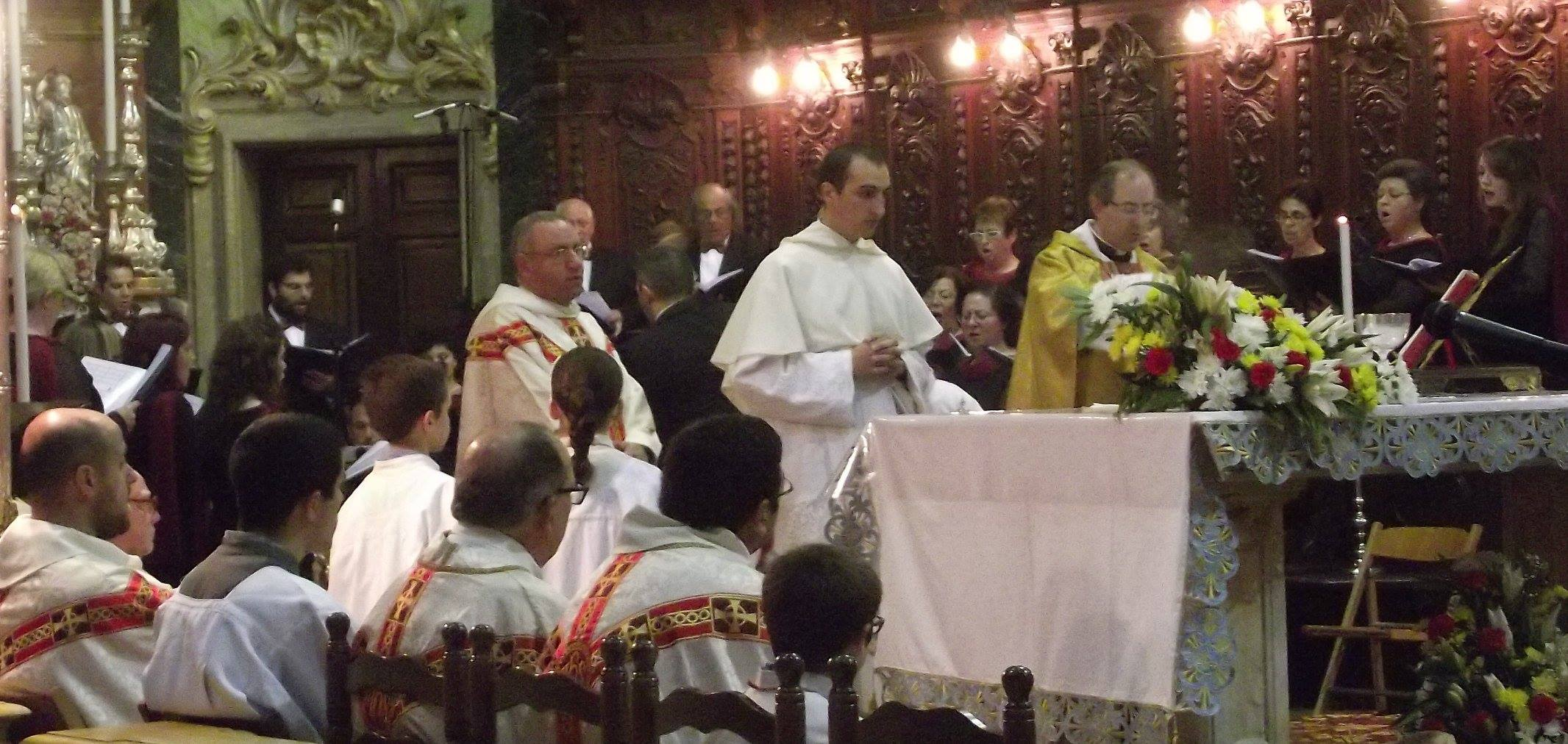 20th Anniversary Thanksgiving Mass: St. Dominic's Church, Rabat - 3 May 2014