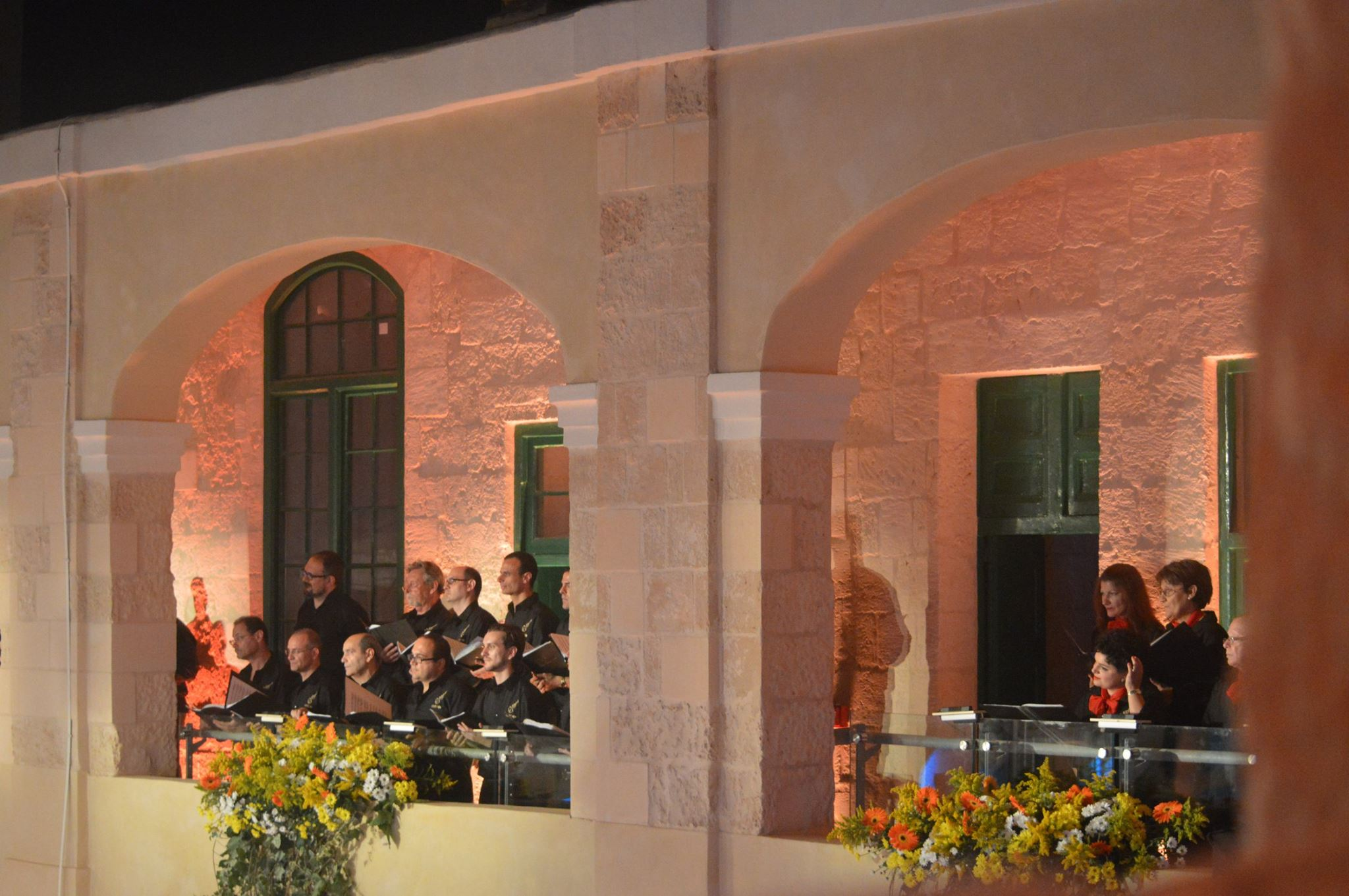 TNCS HSBC concert with the Malta Philharmonic Orchestra under the baton of Mro Wayne Marshall