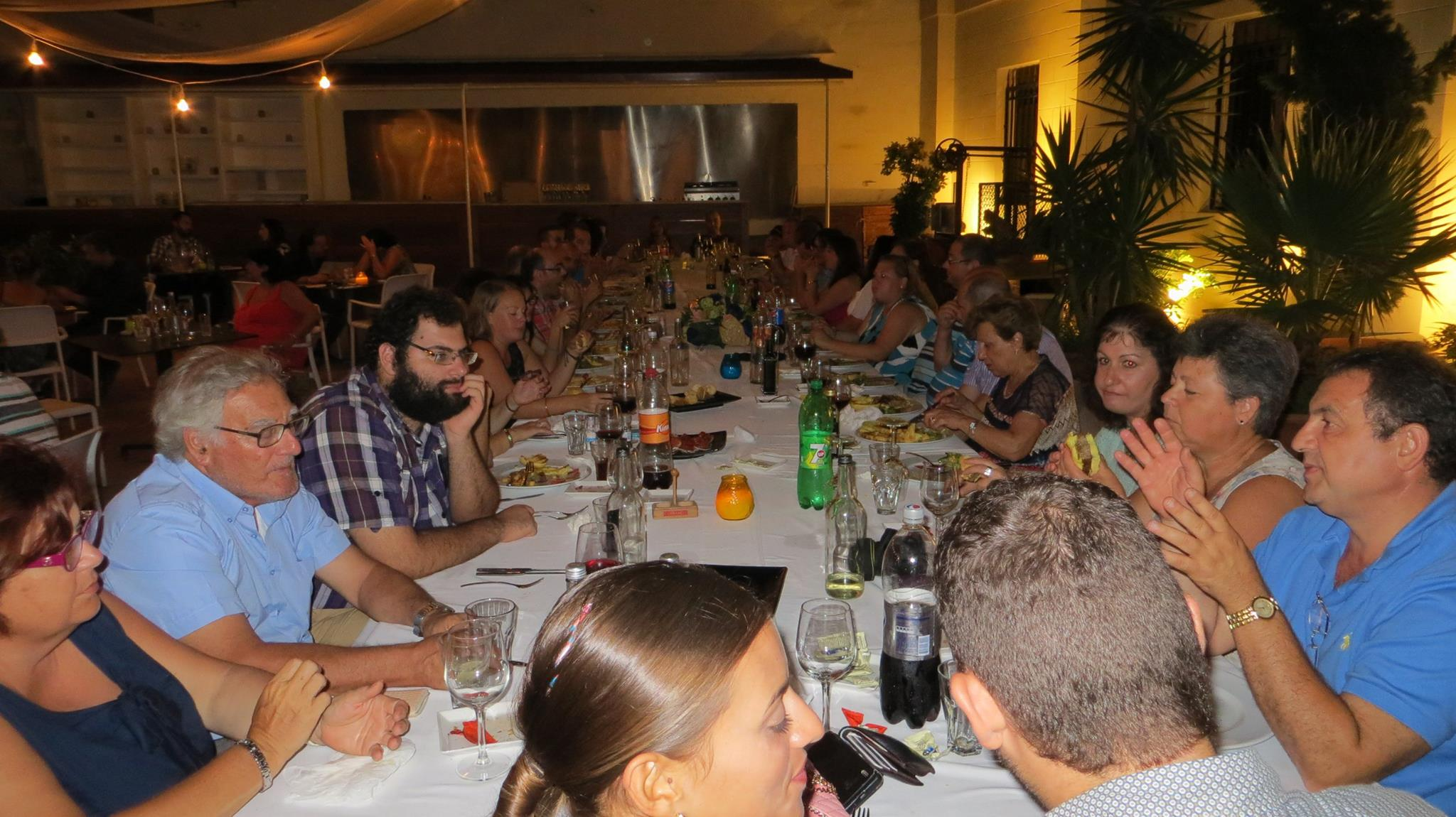TNCS Social event - July 2015