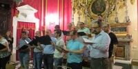 TNCS rehearsal in Zejtun - 10 June 2015